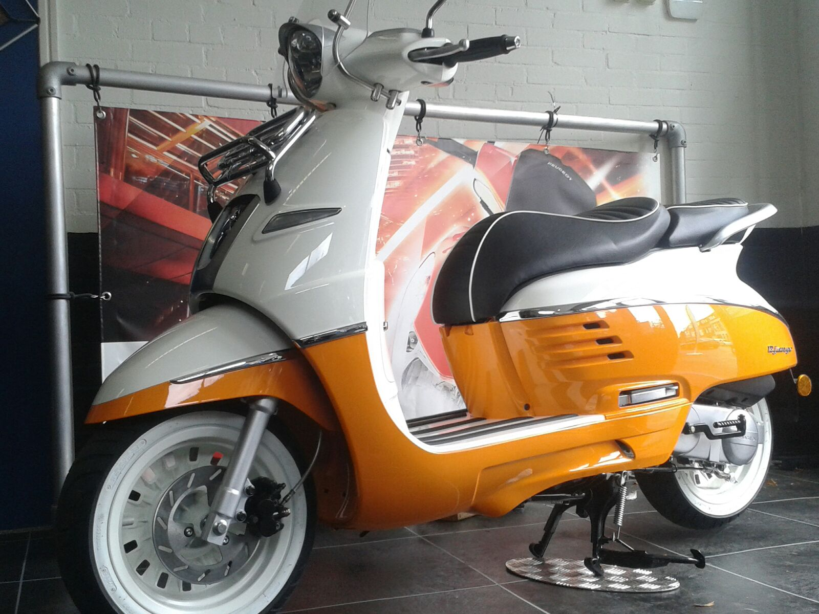 Nieuw in de showroom